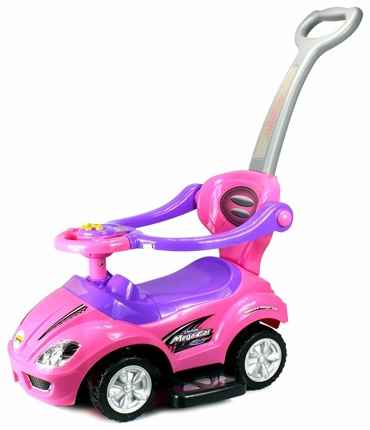 Details about Deluxe Mega 3 in 1 Car Children's Toy