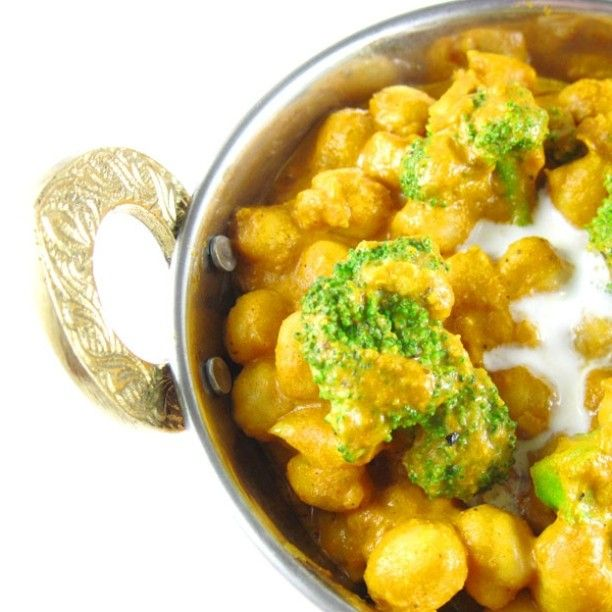 Shortcut chickpea and broccoli curry ready in 15 minutes warm shortcut chickpea and broccoli curry ready in 15 minutes warm spicy quick easy forumfinder Images