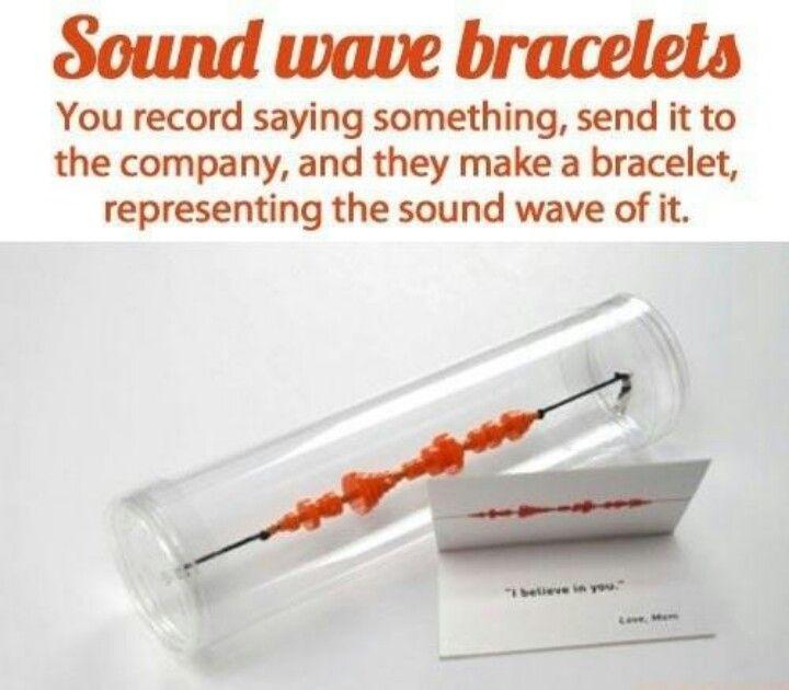 Soundwave bracelet
