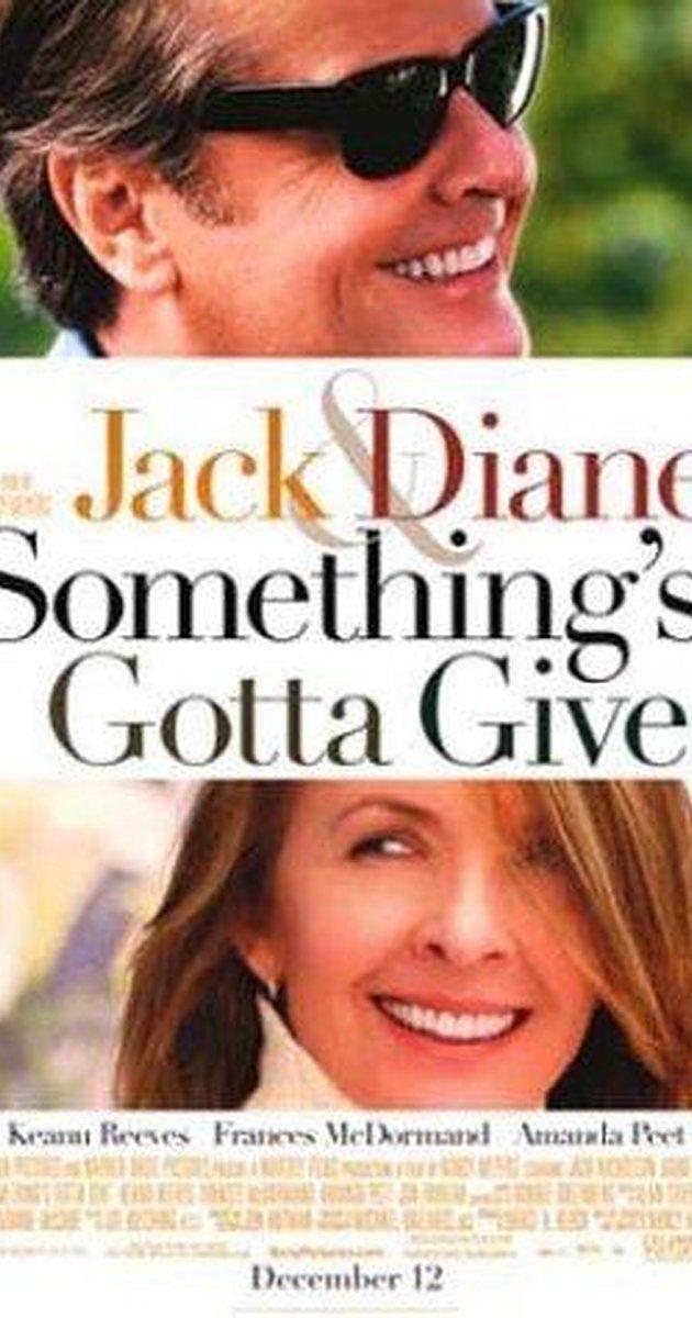 Something\u0027s Gotta Give (2003) I just love Diane Keaton and always