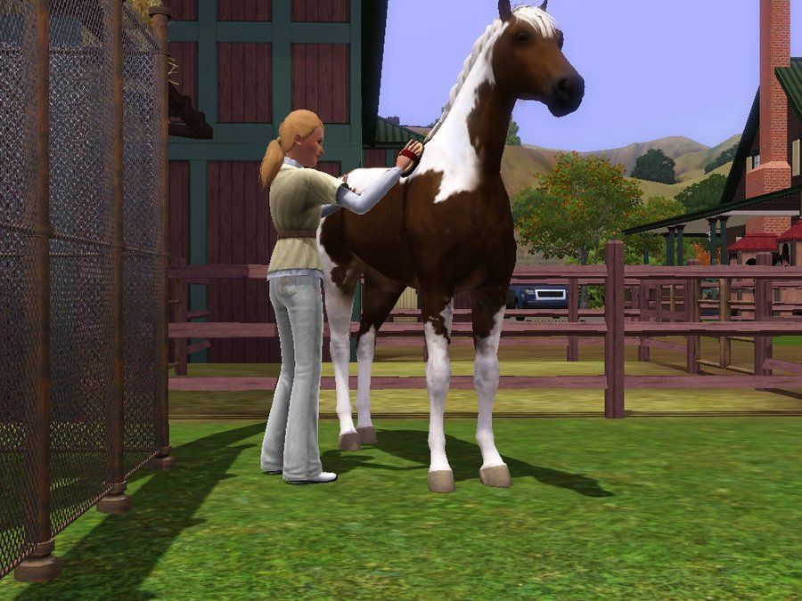 realistic horse games # 7