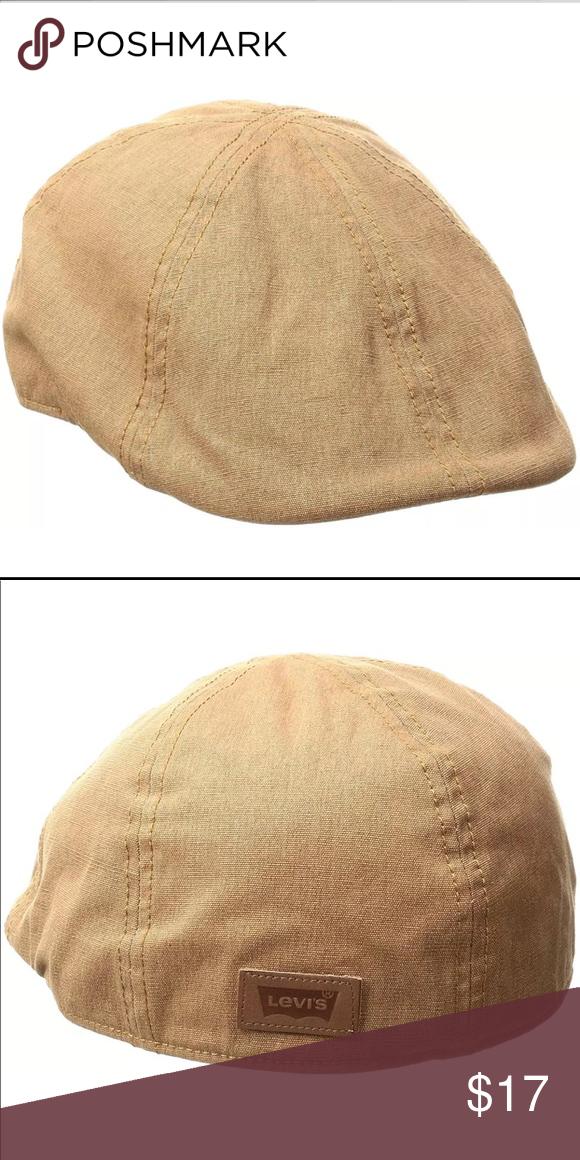 Levi s Strauss Men s Newsboy Cabbie Hat Cap SZ S M Levi s Cabbie Newsboy cap  hat NWT Size  S M Blue Retail   30+tax Levi s Accessories Hats f6725a24447