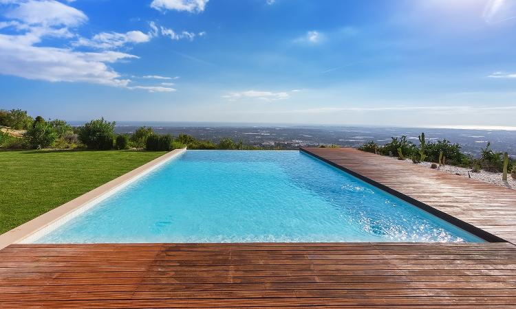 Semi Inground Pool Ideas Options And General Info Pool Pricer Semi Inground Pools Inground Pools Pool