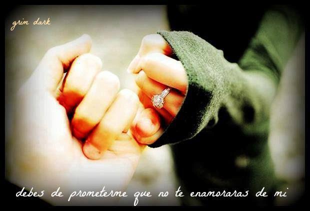 Promesa imposible.
