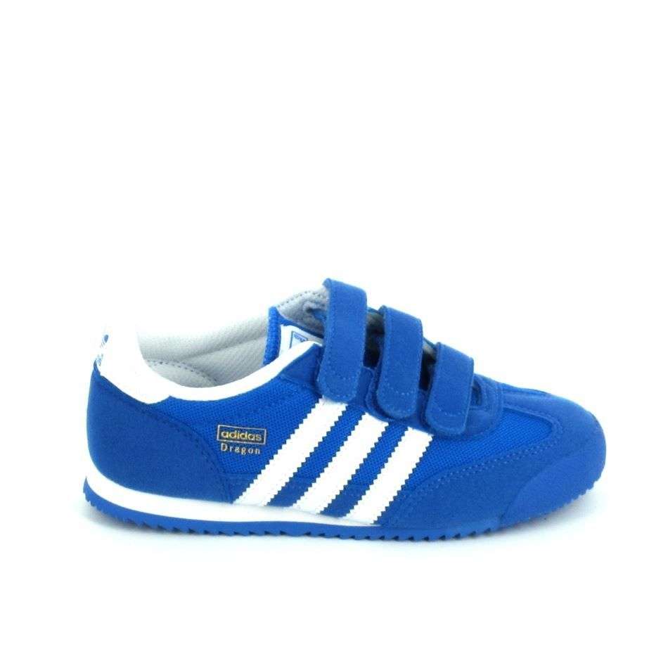 ADIDAS Dragon CF C Bleu Blanc   Adidas   Pinterest   Adidas and Dragon 443ed0f02655