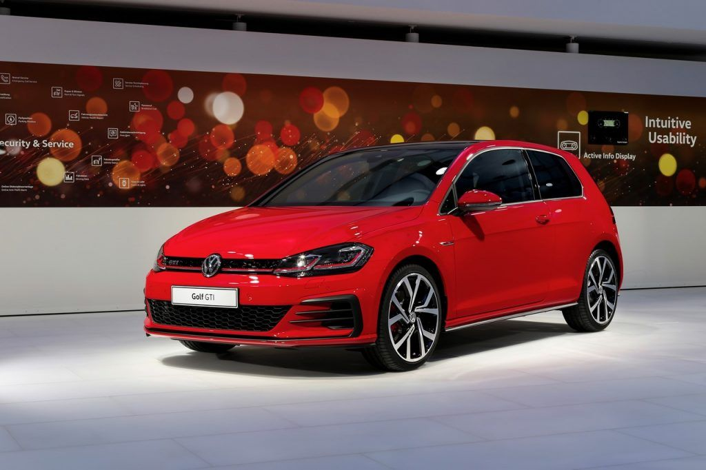 Vw Golf Gti Could Be Launched In India By 2019 Report Cars Daily