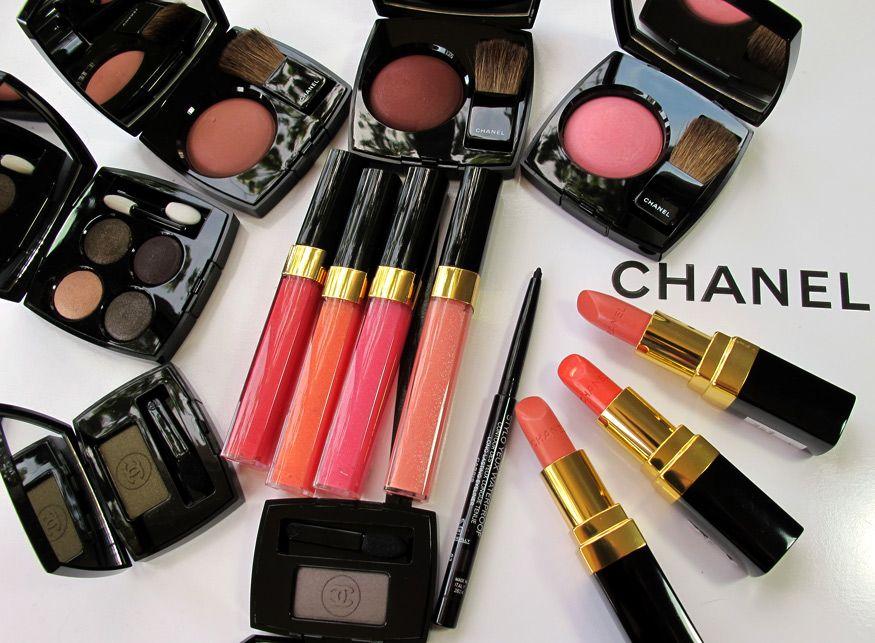 Chanel Les Contrastes de Chanel Makeup Collection for Fall