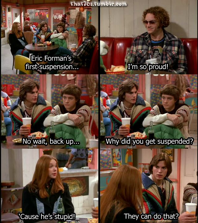Stupid That 70s Show That 70s Show Memes That 70s Show Quotes
