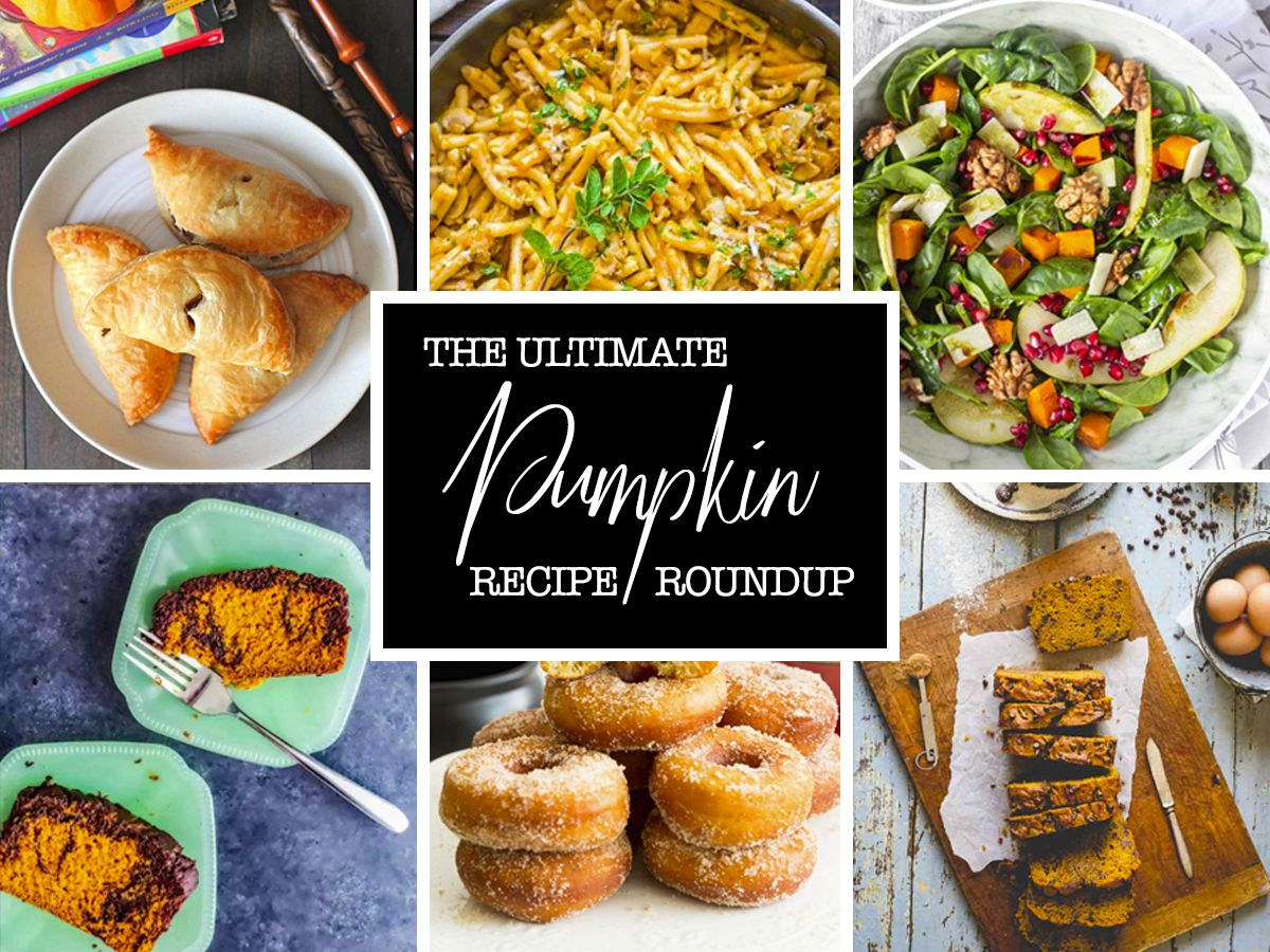 The Ultimate Pumpkin Recipe Roundup Pumpkin Recipes Cooking