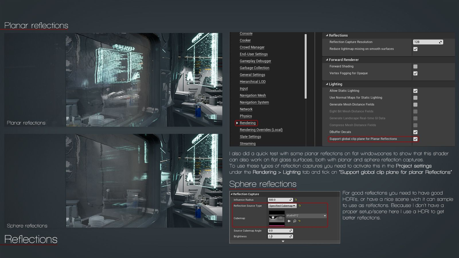 Artstation Glass Shaders An Unreal Engine 4 Tutorial Timothy