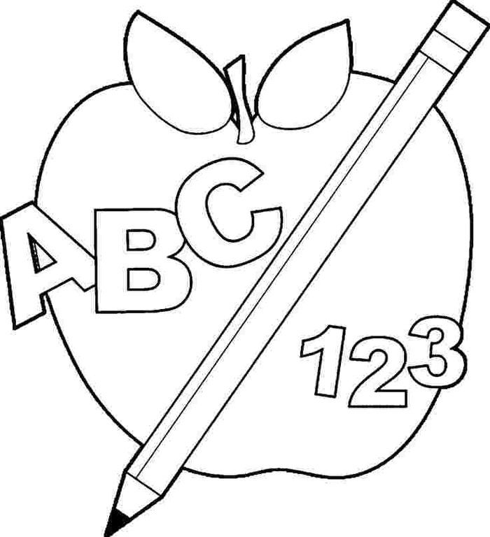 Abc Coloring Pages For Teenagers From Abc Coloring Pages If You