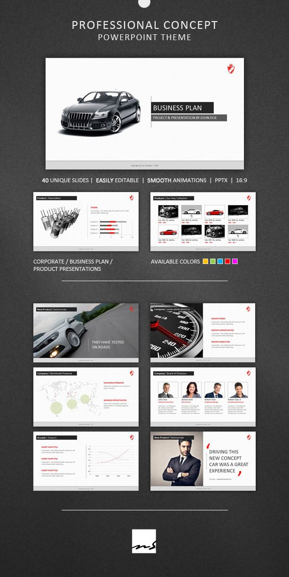 Professional concept powerpoint theme powerpoint themes font logo professional concept powerpoint theme business orange modern click here to download toneelgroepblik Choice Image