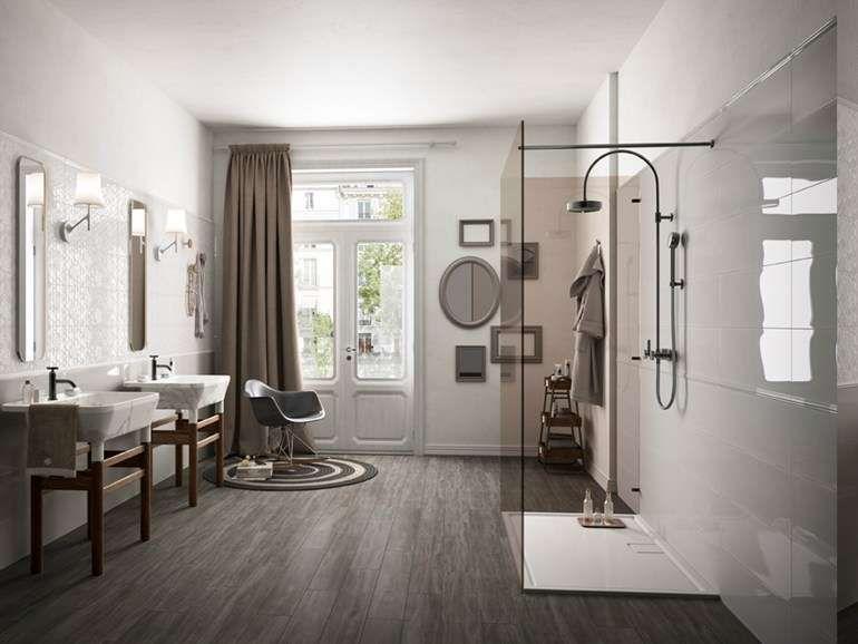 Piastrelle bagno moderno bagno moderno bianco coop ceramica d imola