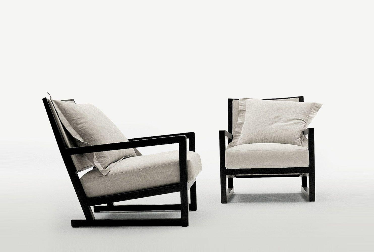 Butacas clio colecci n maxalto dise o antonio citterio calle 54 muebles muebles - Butacas individuales ...