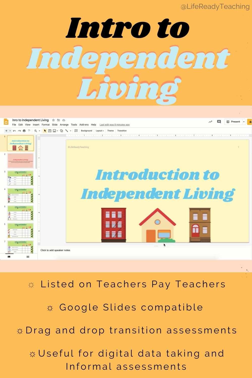 Intro To Independent Living Mini Lesson Video Video Life Skills Living Skills Education Level