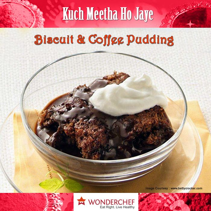 Biscuit coffee pudding a delicious dessert loved by pudding biscuit coffee pudding a delicious dessert loved by pudding fans by chef sanjeev kapoor forumfinder
