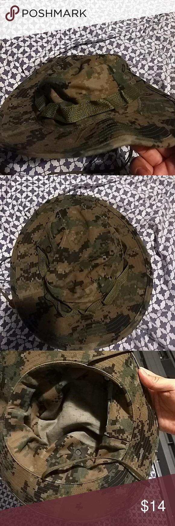 42cfeb683c1 Usmc Jungle boonie hat Jungle boonie hat. Unworn. Accessories Hats ...
