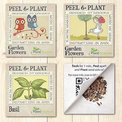 Plant-Stamps-stickers-that-grow-into-plants-General-Variety-3-Pack
