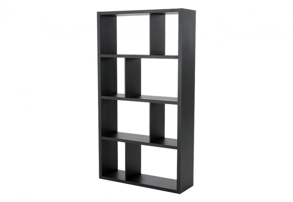 Mako Large Staggered Bookcase Super Amart