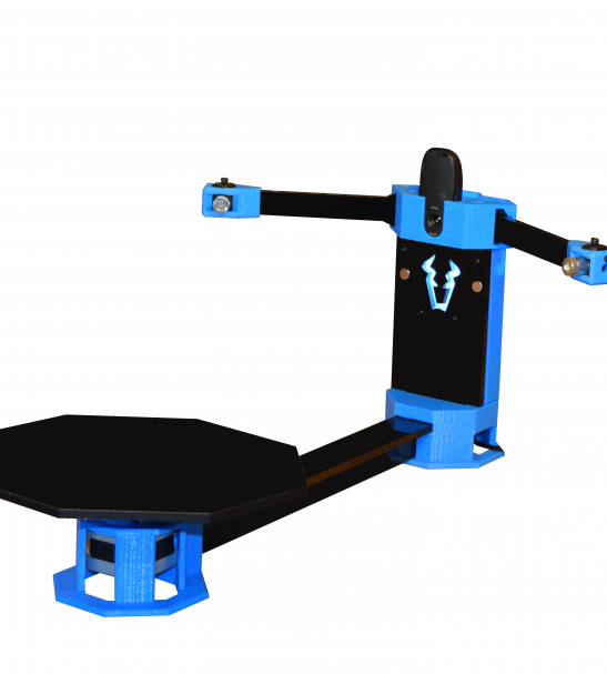 Ready to Scan CowTech Ciclop 3D Scanner Kit 3d scanners
