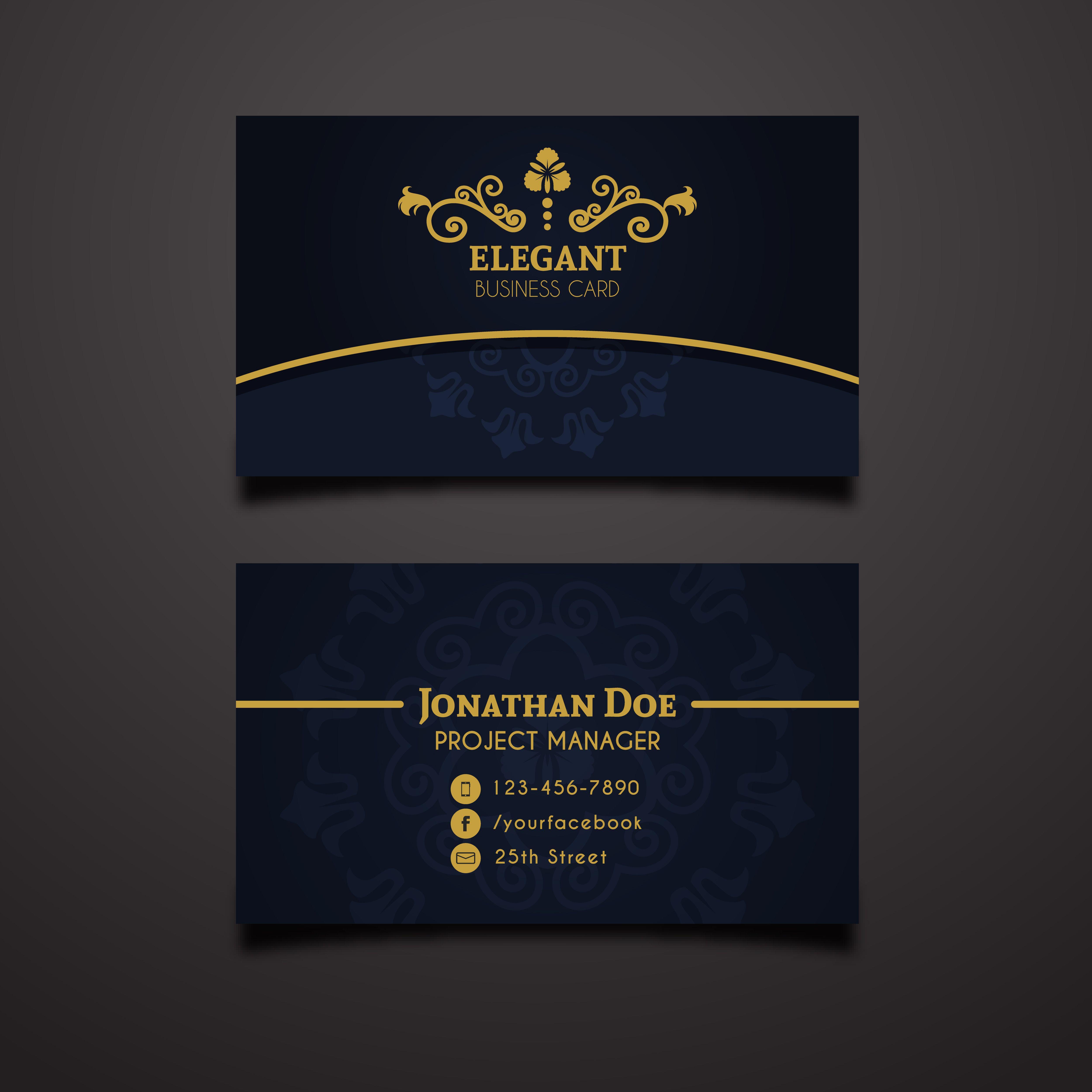 How To Make A Visiting Card Fast And Easy Bangla Tutorial Adobe Illust Business Card Design Card Design Online Design