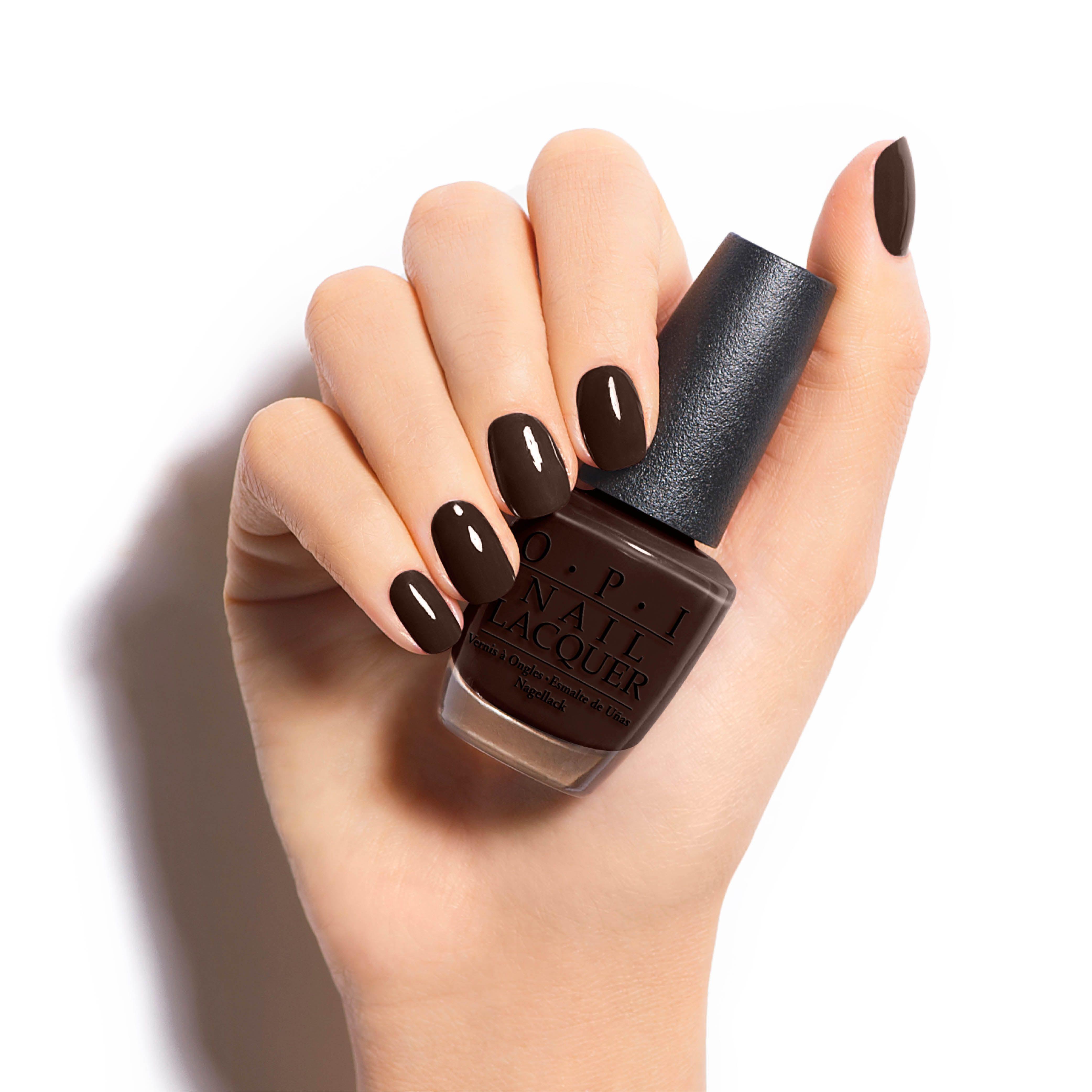 Shh…It\'s Top Secret: A deep, deep brown so dark, it\'s incognito ...