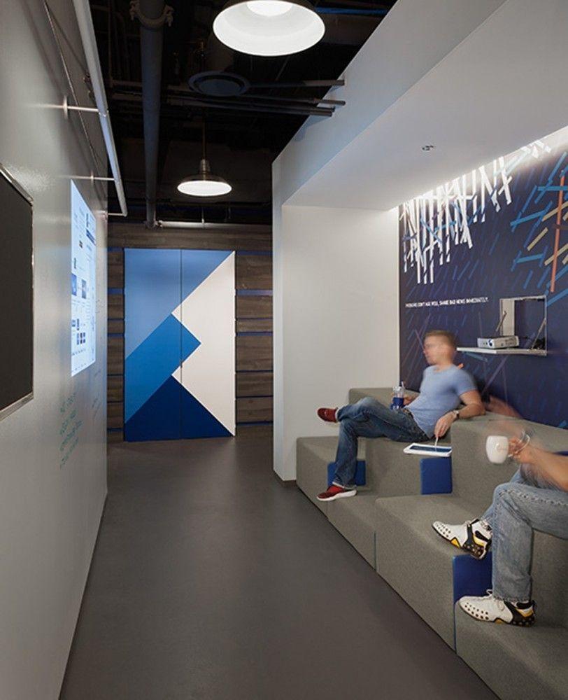 interior creative collection designs office. ValueClicks Open And Flexible Chicago Offices Office Space, Design, Interiors Interior Creative Collection Designs