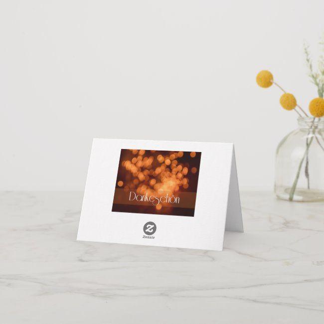Festliches Dankesch?n für Deine Lieben! Card Deine, #Lieben, #Shop, #Festliches, #Dankesch