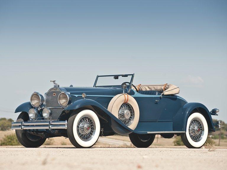 1930 Packard Model 734 Boattail Speedster in 2020 Autók