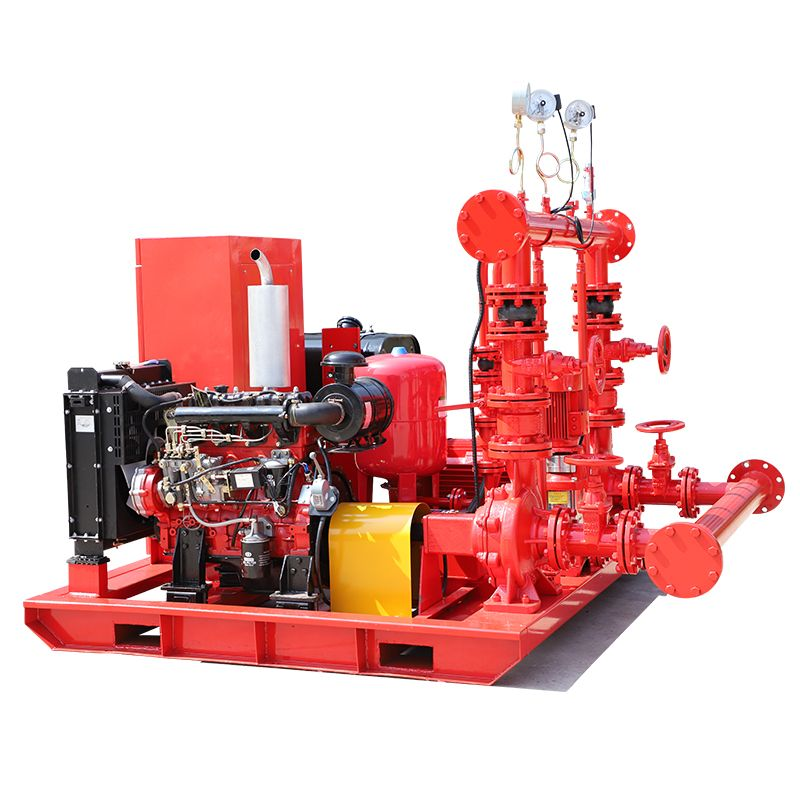Fire Pump Package Flow 30 9000gpm Head 3 20bar Speed 740 2900r Min Fire Fighting Pumps Electric Fires Fire Suppression System