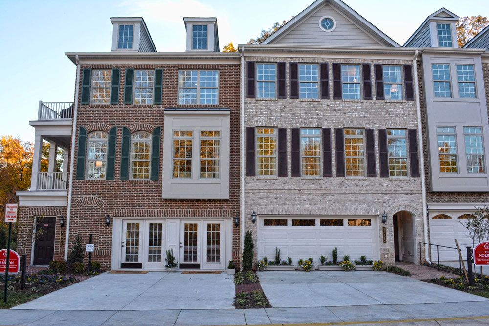 Several Turtle Point Townhomes In Lake Manassas Are Now Available