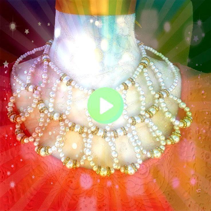 de déclaration de mariage de perle  Unique en son genre dun collier cadeau spé Collier de déclaration de mariage de perle  Unique en son genre dun co...