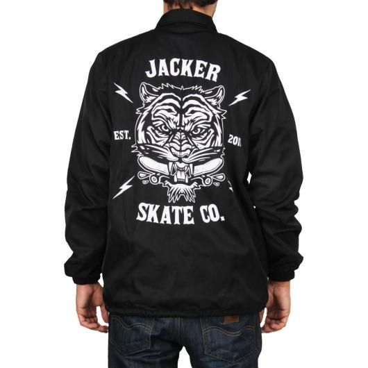 b61820807269 JACKER Coach Jacket Tiger Co. veste d intersaison 89