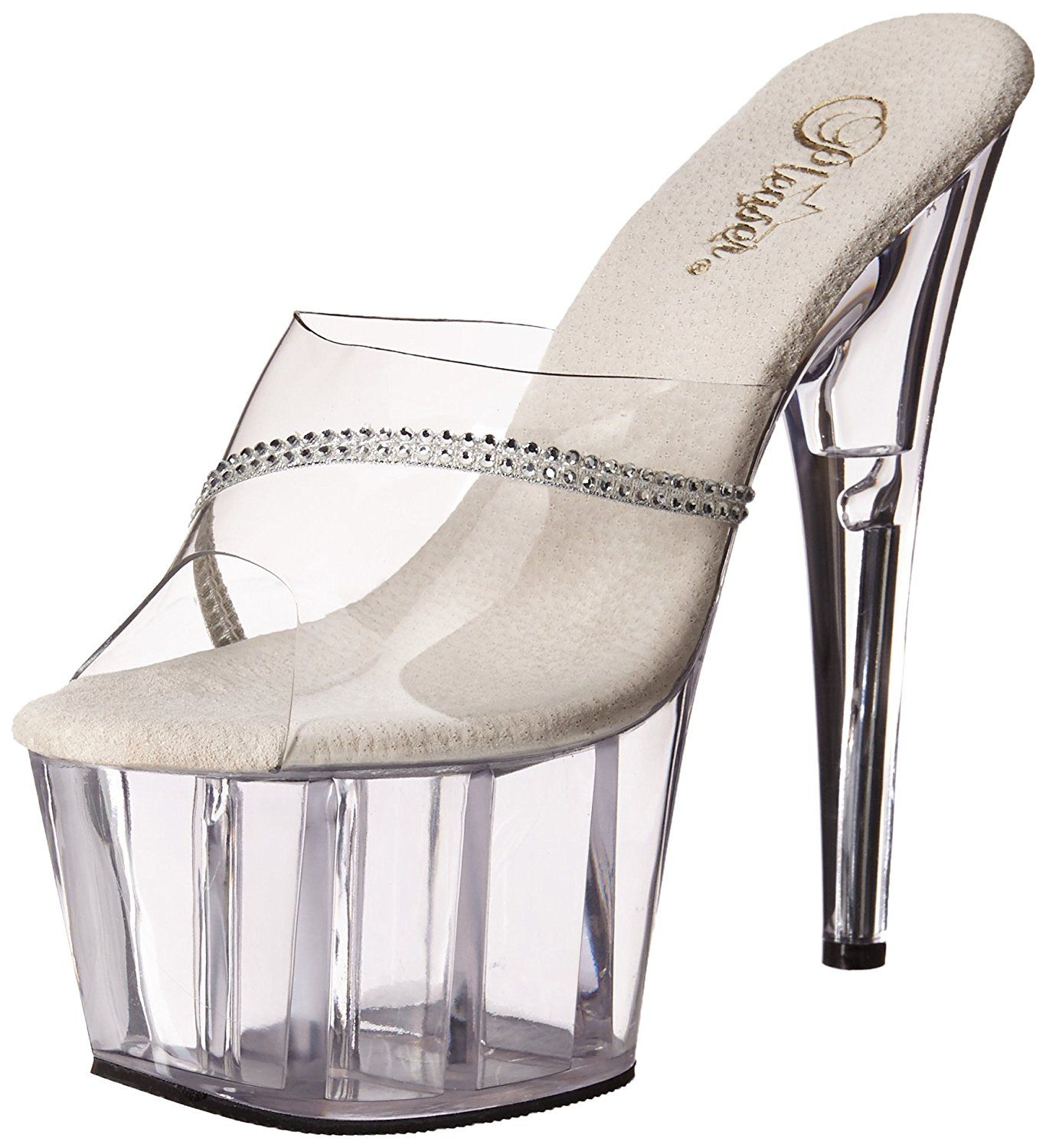 Pleaser Women's Adore-701R/C/M Platform Sandal * Read more reviews of the product by visiting the link on the image.