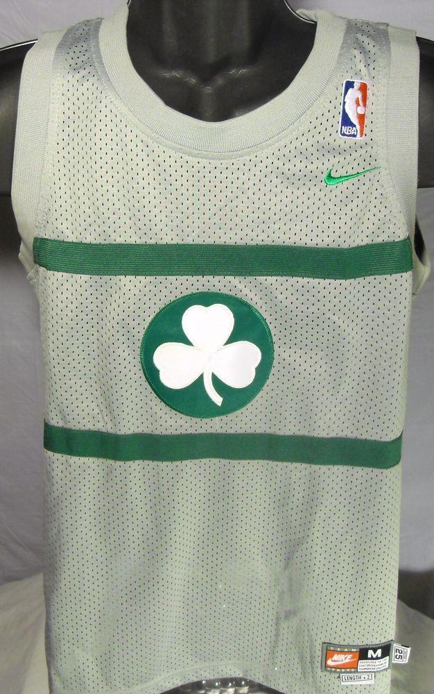 Retro Boston Celtics Nba Paul Pierce 1925 Youth Size Medium Nike Jersey Nike Bostonceltics