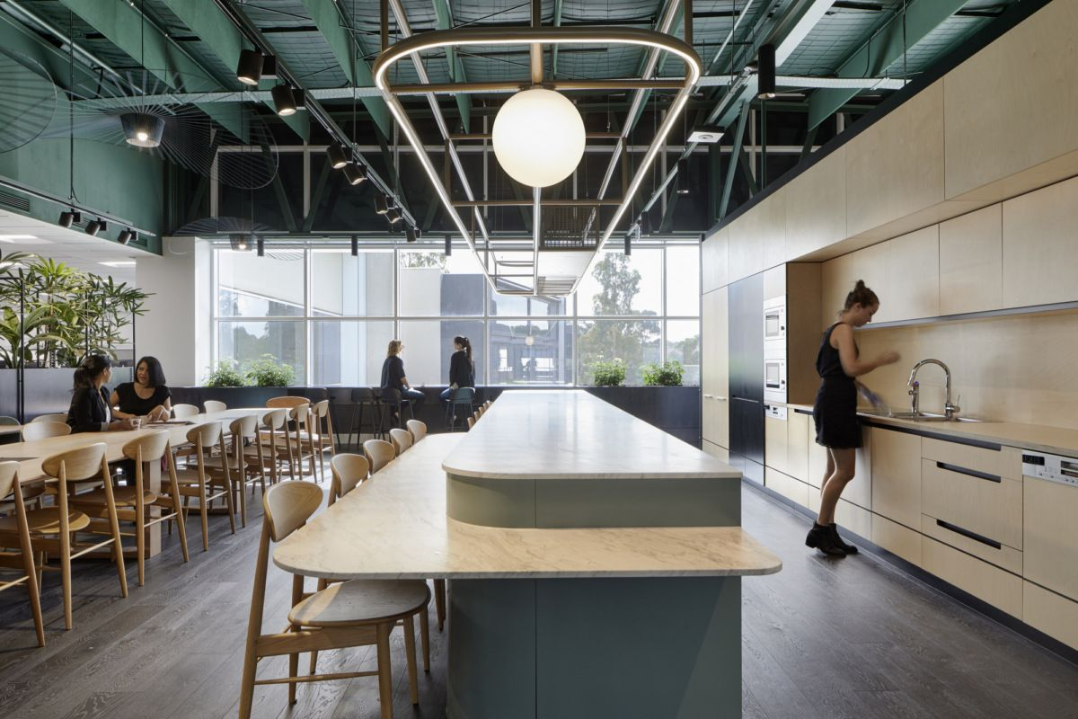 Office tour david jones and country road group offices - David jones head office australia ...
