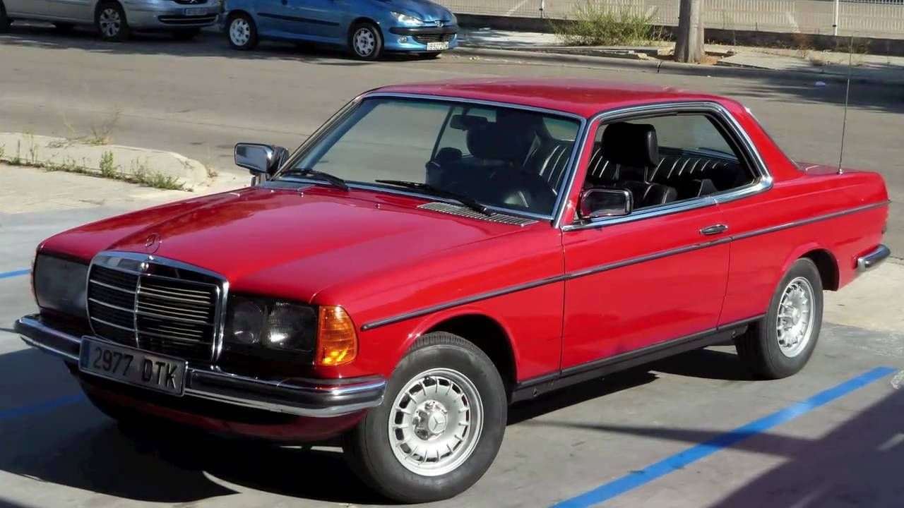 Restoration 280ce Mercedes Benz W123 Coupe With Images