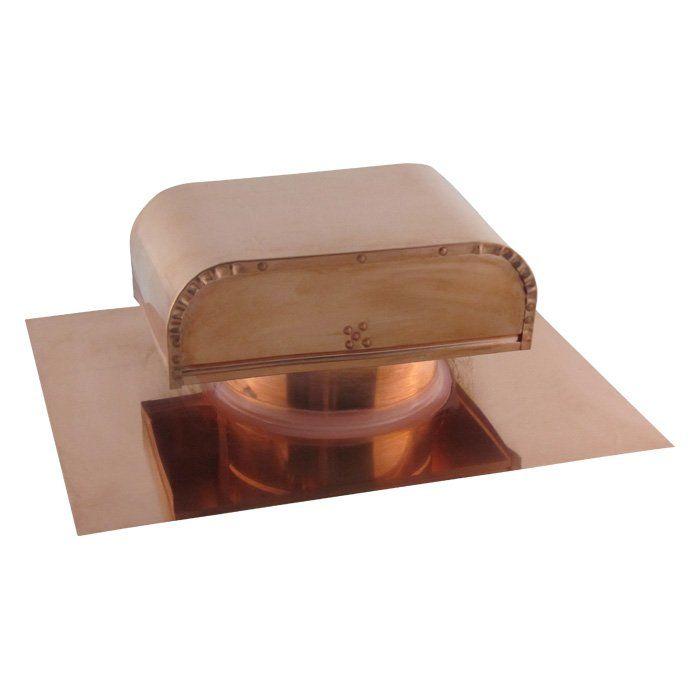 J Vent Copper Metal Roof Vents Roof Vents Attic Ventilation