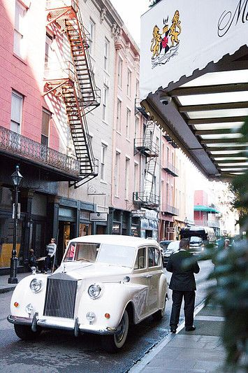 Travels to the French Quarter in New Orleans, NOLA.