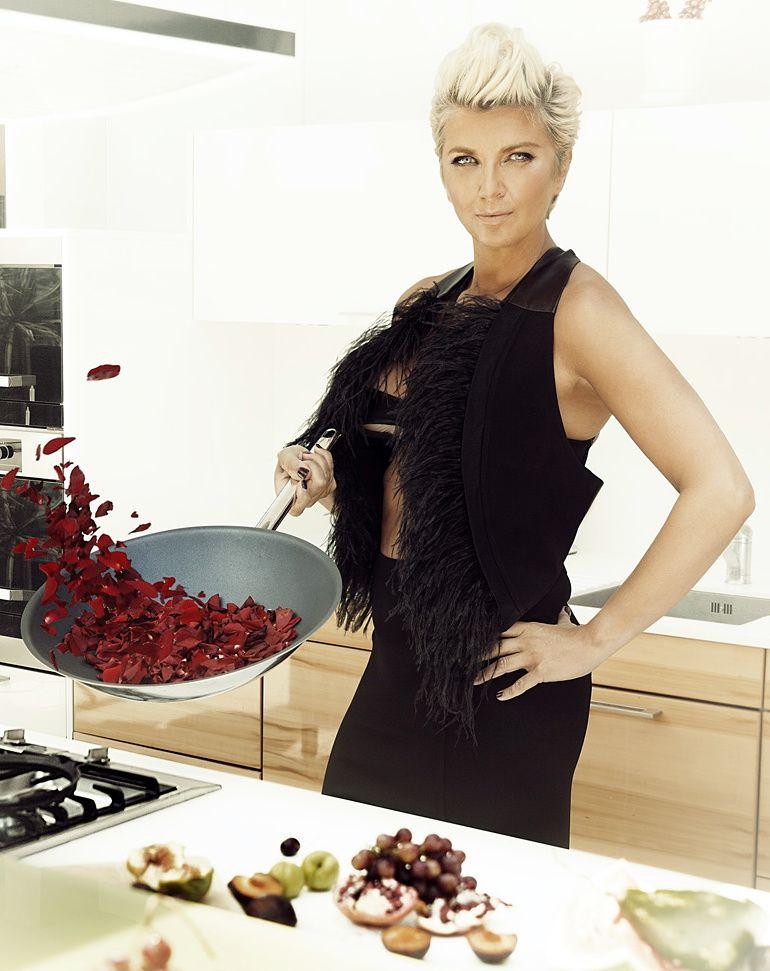 Celebrity cooks uk
