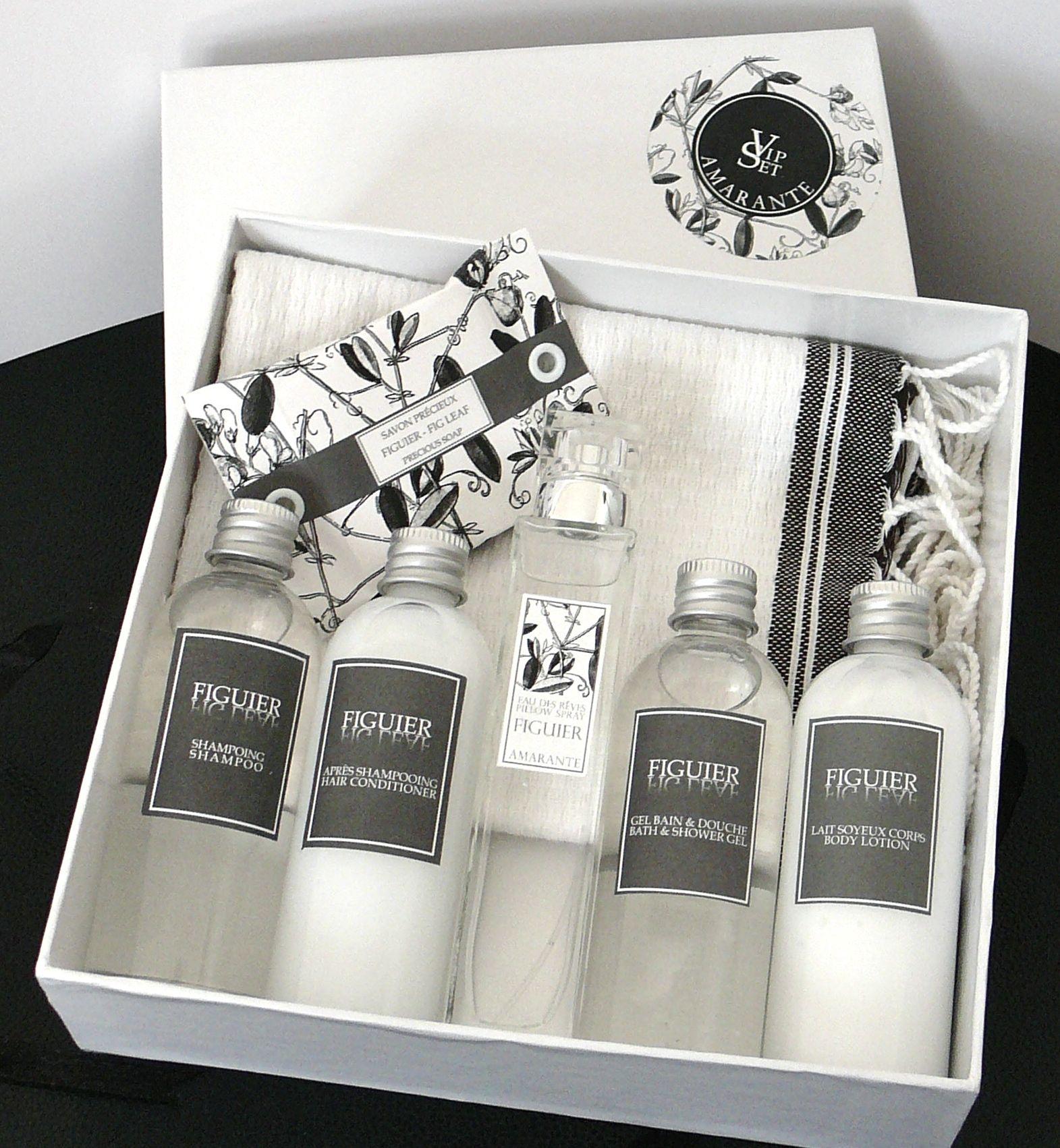 Branding & Packaging Hotels And Amenities