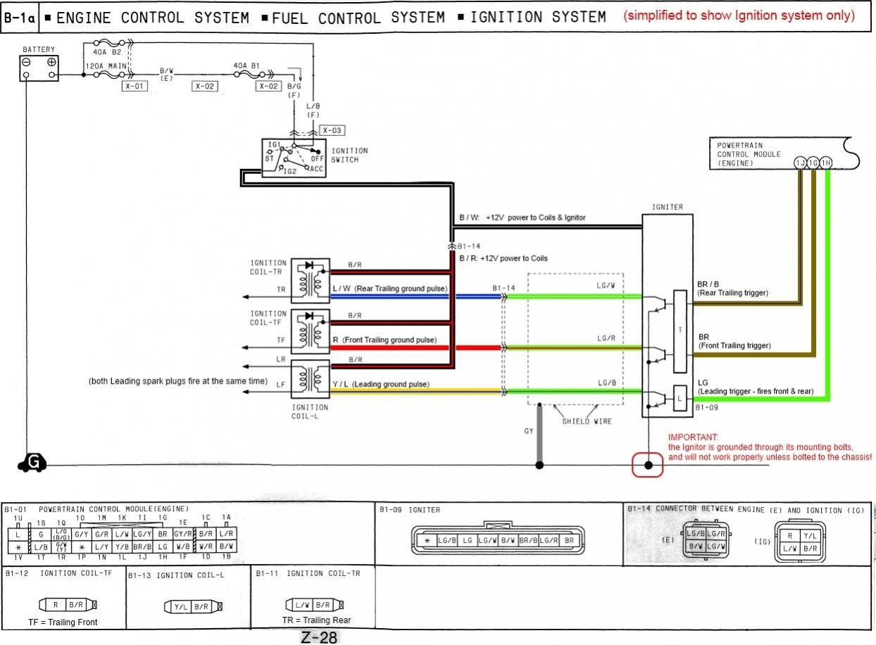 Opel Corsa Ignition Wiring Diagram