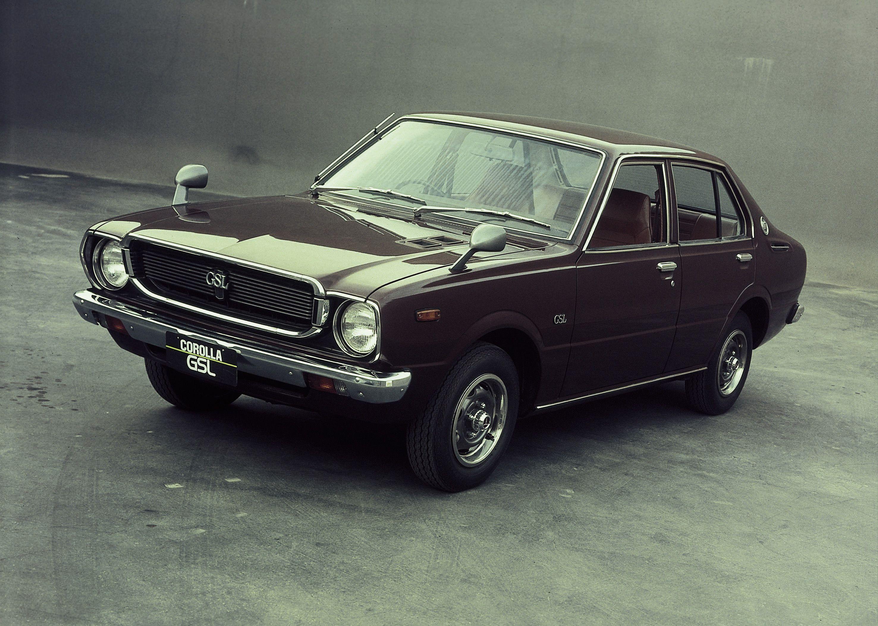 Kekurangan Toyota Corolla 1974 Review