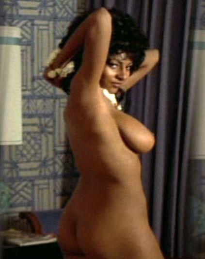 Grier nude scenes pam movie