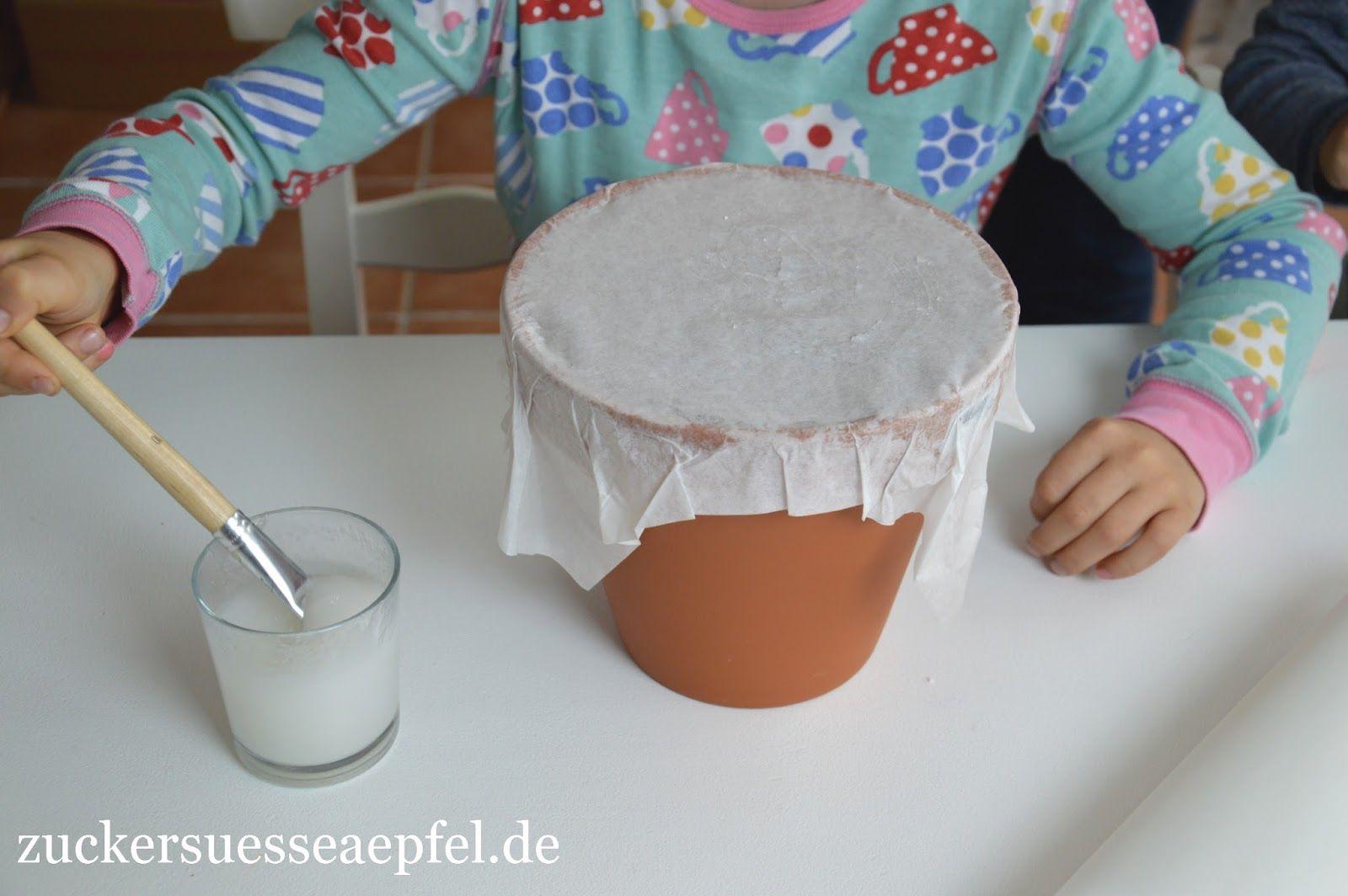 mit kindern eine trommel selber basteln {diy} | herbst basteln