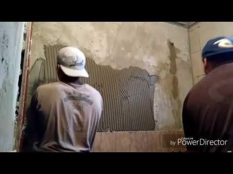 Pasos para realizar un piso desde cero - YouTube | Losetas ...