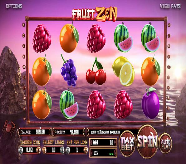 Fruit Zen Slots Review Online Casino Slot Machine Casino