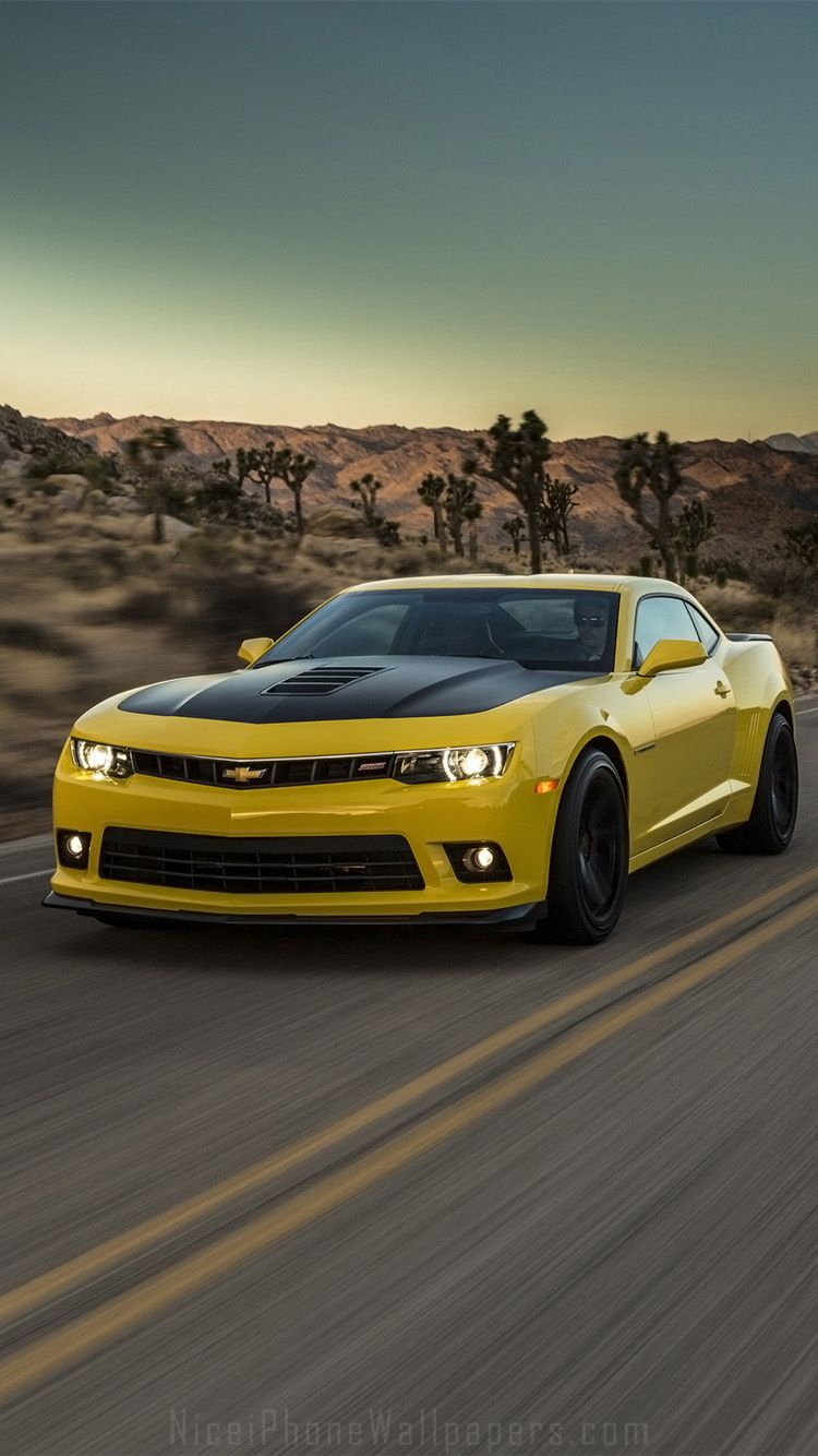 Bumblebee Camaro Wallpaper Hd