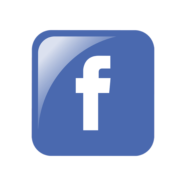 Facebook Logo Social Media Icon Blue Facebook Facebook Logo Facebook Icon Png Transparent Clipart Image And Psd File For Free Download ไอคอน