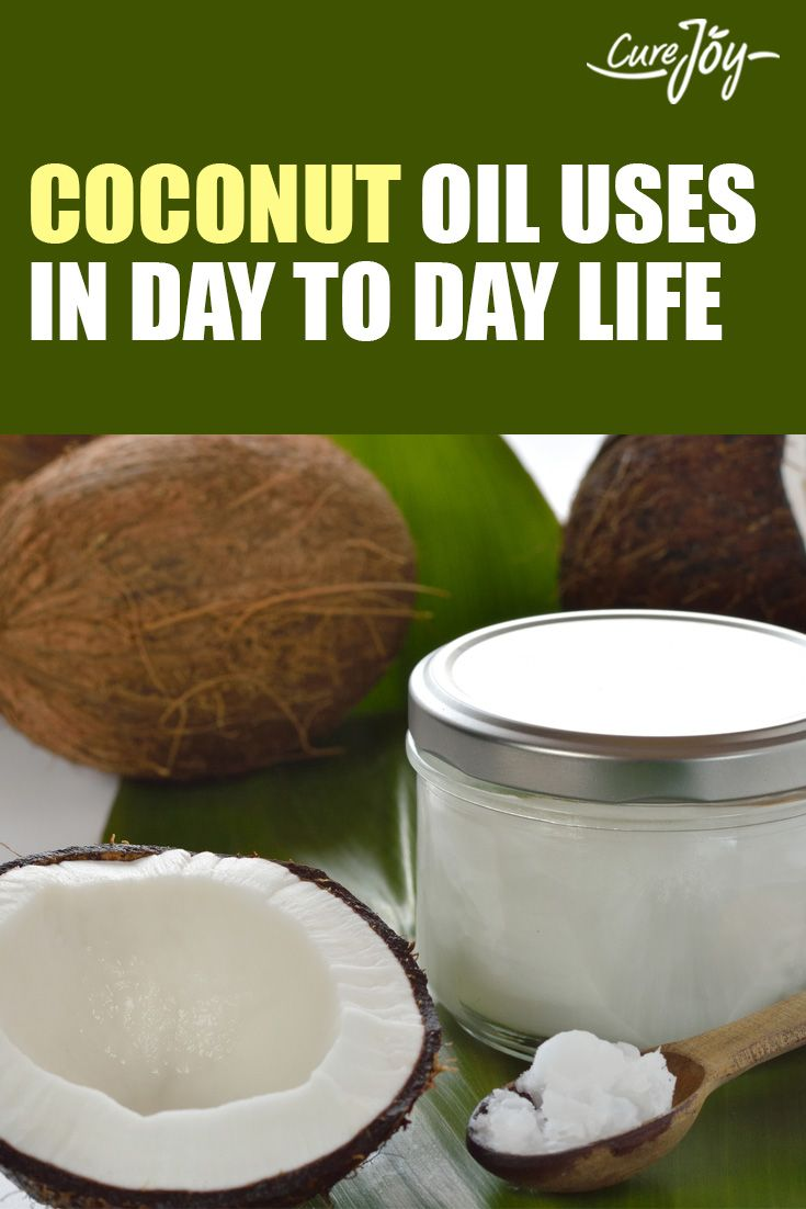 Coconut Oil Uses In Day To Day Life ==>